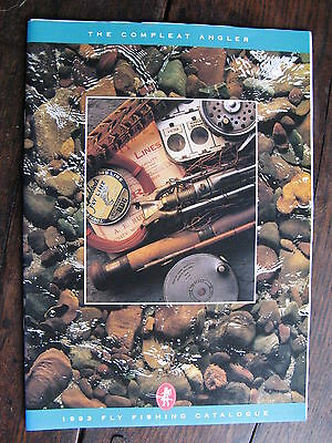 The Compleat Angler Fly Fishing Catalogue 1993