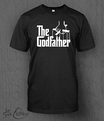 The Godfather T-Shirt MEN'S Dad, Father's Day, Marvel, Movie, Retro, Gift idea,