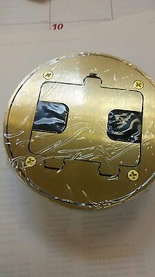 frf409br hubbell flange brass box home select