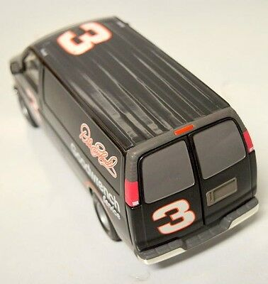 Brookfield Collectors Guild 1/25 Scale Bank, Dale Earnhardt Chevy Van #3-Limited
