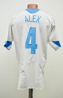 Psv Eindhoven Holland 2005/2006 Match Issue Football Shirt Jersey Nike Alex #4