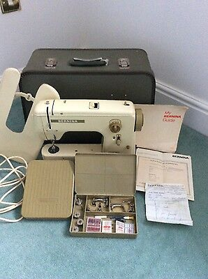 Bernina 707 Minimatic Sewing Machine