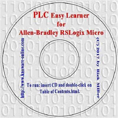 PLC Easy Learner for A-B RSLogix Programmable Logic Controller programming