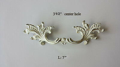 French Provincial Dresser Handle