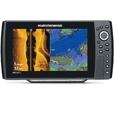 Humminbird Helix 10 SI GPS SUPER SPECIAL @ Tackle World Sale