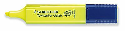 STAEDTLER - Textsurfer Classic Highlighter Chisel Tip Yellow Ink 10/set
