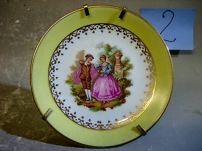 Limoges France decorative plate