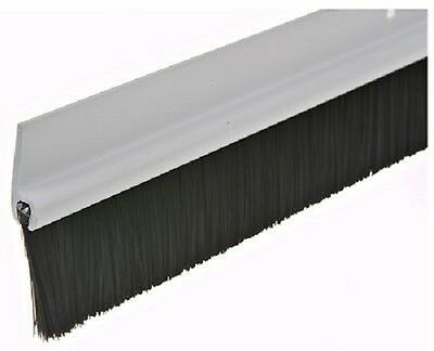 Garage Door Fire Retardant Brush Weather Seal - Two Car Garage Door