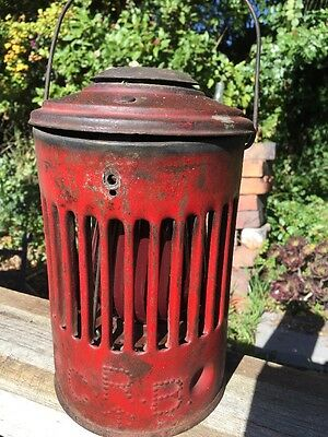 Vintage Road Lantern. CRB. Country Roads Board