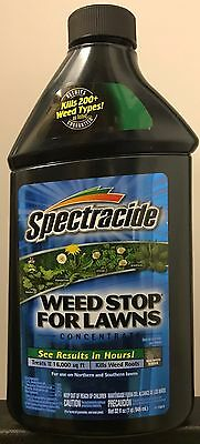 Spectracide Weed Stop for Lawns Concentrate - 32-ounces - Worldwide Shipping