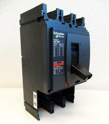 Schneider Electric Compact NSX 400F  NSX400F NSX 400-630 F/N/H/NA -used-