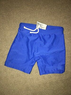 Baby Boy  Swimmers Togs Size 0
