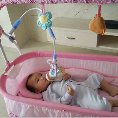 Baby Bottle Holder Support Clamp Baby Drink Milk Convenient Mother's Good Helper