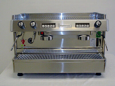 *NEW* 2 Group Espresso Cappuccino Machine Automatic GREAT DEAL!!!