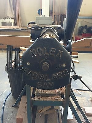 Nolex Radial arm saw