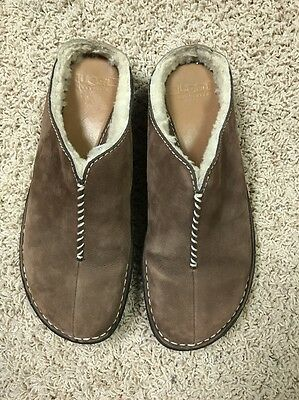 Ugg Australia Mules Shoes Women's Size 9 GREAT CONDITION