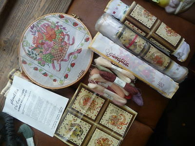 glorafilia  tapestry  kit  four  seasons