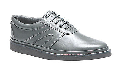 Men's/Women's DEK Bowling Shoes - Comfortable Lace Fastening (In Grey or White)