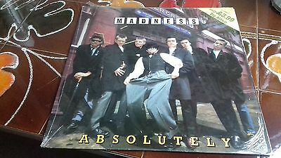 Madness-Absolutely LP 1980 Superb Original Copy still in wrap