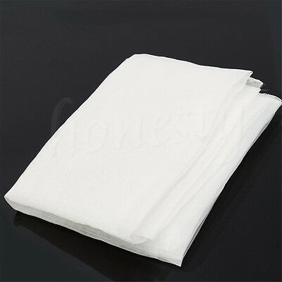 100x127cm 80T White Polyeste Silk Screen Print Printing Mesh Net Fabric Textile