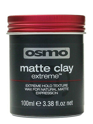 Osmo Matt Clay Extreme Haar Wachs 100ml