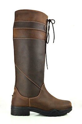 Brogini Ruscello Long Country Boots, Waterproof, Casual, Walking,Riding