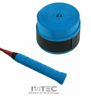 Blue Tennis Badminton Squash Racket Grip Tape
