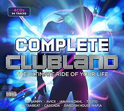Various Artists - Complete Clubland Box set (CD)