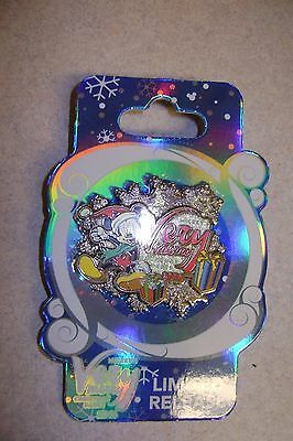 Disney 2016 Mickey's Very Merry Christmas Party Pin Limited Release  New