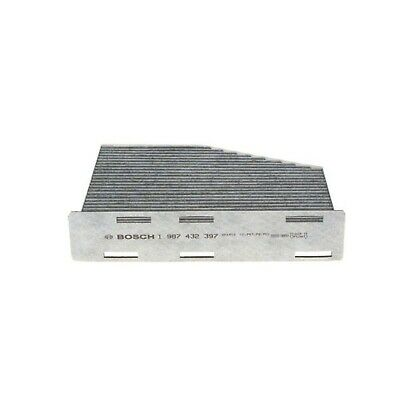 BOSCH Activated Carbon Cabin Filter 1987432397 - Single