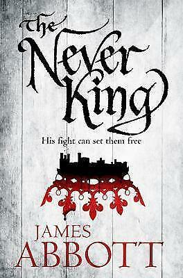 The Never King by James Abbott (Paperback, 2017)