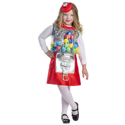 Gumball Machine Costume for Toddlers