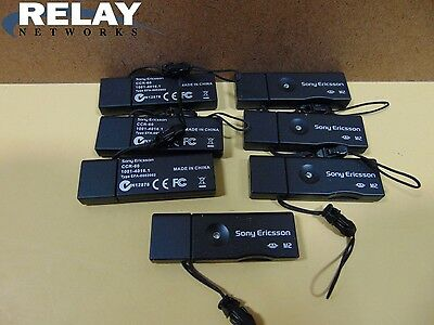 Sony Ericsson CCR-60 Universal Memory Stick Micro M2 to USB card reader Lot of 7