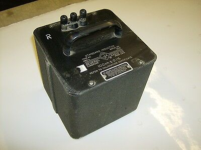 1482-L General Radio standard inductor 100 mh