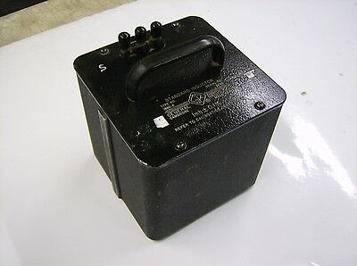 1482-E General Radio standard inductor 1 mh