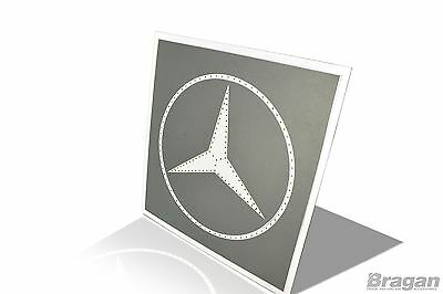 To Fit Mercedes Truck 24 Volt LED Light Board With Controller Logo Sign