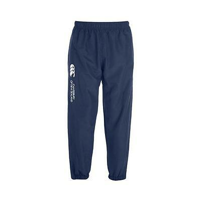 Canterbury Boy's Cuffed Hem Stadium Pant Black
