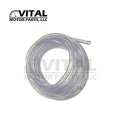 5.5mm ID I.D. FUEL LINE HOSE 3' 3ft clear  Honda CB750 CB550 CB500 CB350