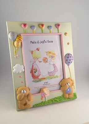 Baby Shower Decorative Picture Frame 6 x 8 inches