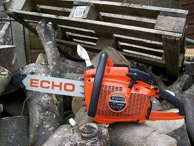 Echo Cst-610Evl Twin Cylinder Chainsaw   Collectors Chainsaw