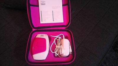 Permanent Silk'n Glide HPL Full Body Hair Removal Laser With 150000 Pulses