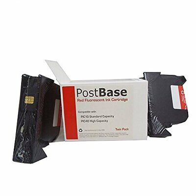 High Capacity Postbase PIC-40 Compatible Ink Cartridge Set Direct Replacement