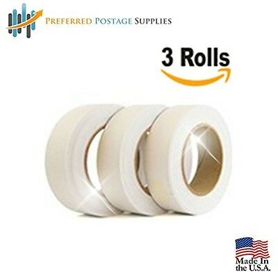 Tape Rolls Connect Series, 613-H, Up to 722 Tapes per Roll, 3 Rolls per Box