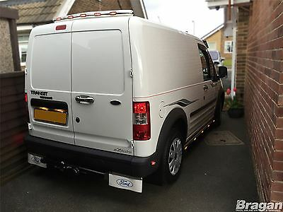 To Fit 02-14 Ford Transit Tourneo Connect Van Rear Roof Top Light Bar + Red LED
