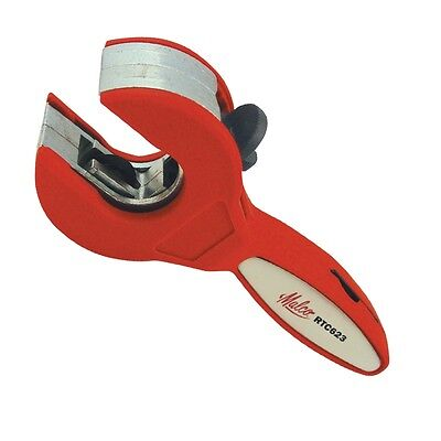 "Malco Tools RTC623 Ratchet Action Tube Cutter - 1/4"" - 7/8"""