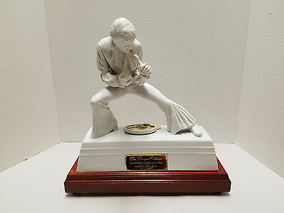 Elvis Presley Designer Collection Full Size Decanter & Music Box by McCormick