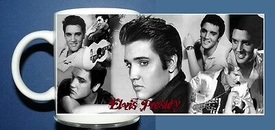 Elvis Presley - Collage Photo Mug many designs to pick from
