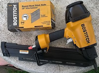 Bostitch Wire Weld Framing Nailer F28WW