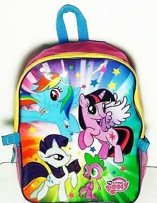My Little Pony Kids Backpack School Book Bag