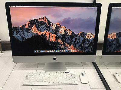 "Apple iMac 27"" Late 2013 1TB HDD 16GB RAM 3.2GHz Intel Core i5 - NVIDIA GT 755M"